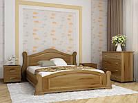 """Ліжко з натурального дерева """"Венеція"""""""