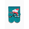Набір дитячих шкарпеток Transport Box for kids 6 пар, фото 3