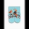 Набір дитячих шкарпеток Transport Box for kids 6 пар, фото 6
