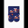 Набір дитячих шкарпеток Transport Box for kids 6 пар, фото 7