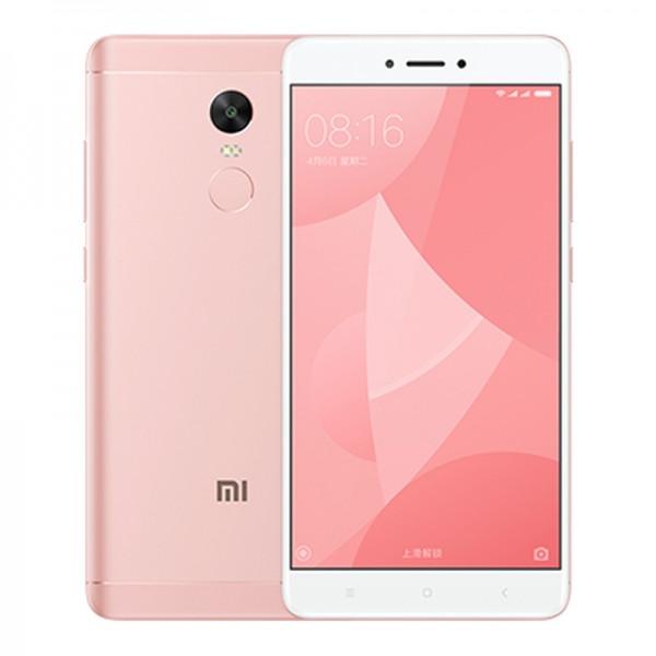 Смартфон Xiaomi Redmi Note 4X 3/32GB (Pink)
