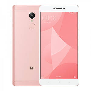Смартфон Xiaomi Redmi Note 4X 3/32GB (Pink)