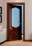 Двери межкомнатные с покрытием ПВХ Термопал