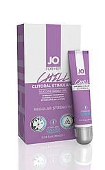 Стимулирующий гель для клитора System JO CHILL COOLING (10 мл)