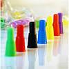 Одноразовые мундштуки для кальяна (100 шт) Цветной