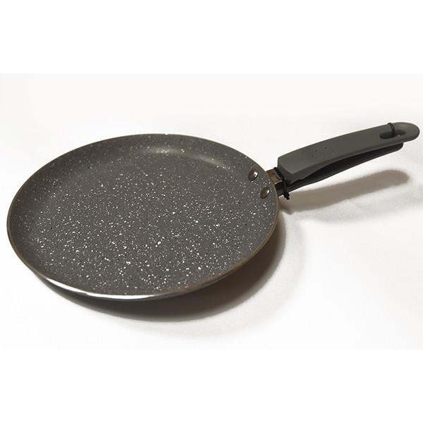 Сковорода для млинців з гранітним покриттям + лопатка 23 см Maestro MR-1212-23