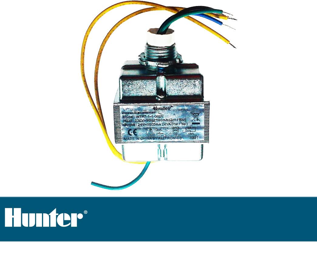 Трансформатор к контроллеру Hunter  Xcore-наружный