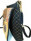 Женская джинсовая сумочка Тара, фото 4
