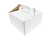 Коробка для торта 270х270х150