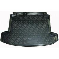 Полиэтиленовый коврик в багажник Нива 2131 (Кедр) (L.Locker)