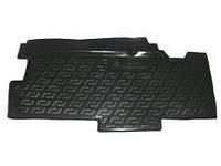 Полиэтиленовый коврик в багажник ГАЗ 2705 (Газель 7 мест.2-й ряд сидений) (L.Locker)