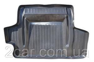 Полиэтиленовый коврик в багажник ГАЗ 31029,2410 (L.Locker.)