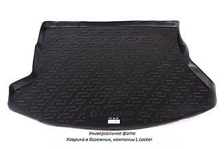 Полиэтиленовый коврик в багажник ГАЗ 3110 (L.Locker.)