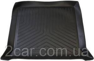 Полиэтиленовый коврик в багажник UAZ Patriot  (2014-) (L.Locker.)