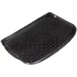 Полиэтиленовый коврик в багажник Audi A 1 h/b (10-) (L.Locker)