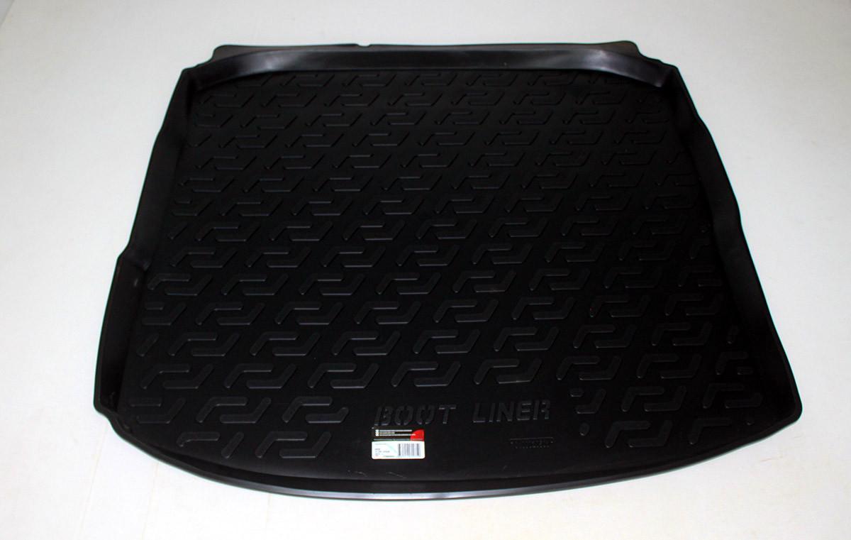 Полиэтиленовый коврик в багажник Audi A 3 h/b (08-) (L.Locker)