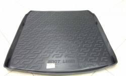 Полиэтиленовый коврик в багажник Audi A 4 alroad (B8) (11-) (L.Locker)