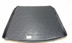 Полиэтиленовый коврик в багажник Audi A 4 Avant (08-) (L.Locker)