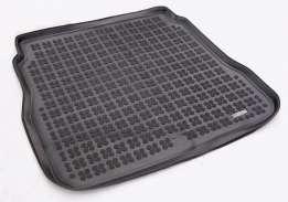 Полиэтиленовый коврик в багажник Audi A 4 Avant b6/b7 (8E) (01-08) (L.