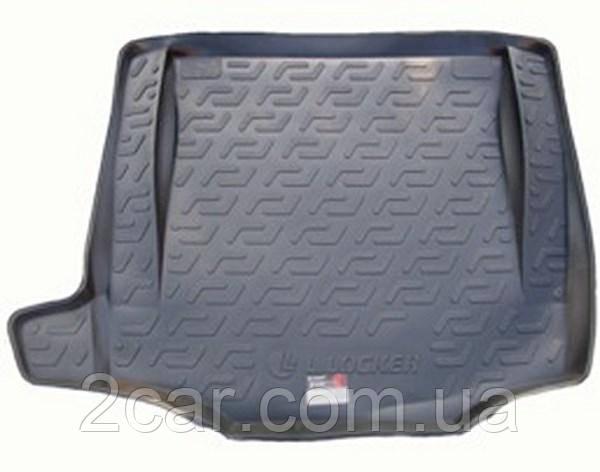 Полиэтиленовый коврик в багажник BMW 1er (E87) hb 5 dr. (04-11) (L.Loc