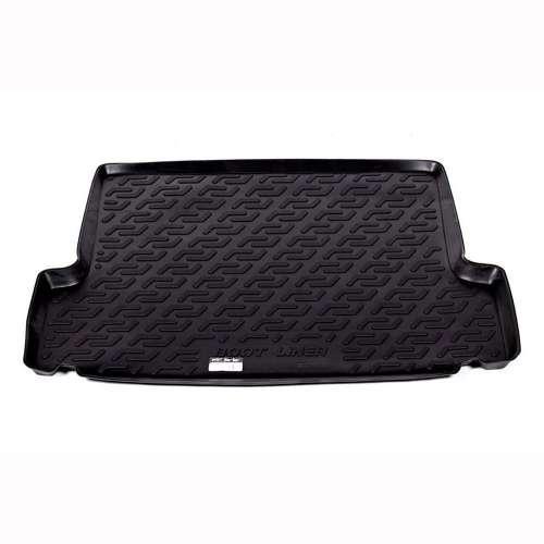Полиэтиленовый коврик в багажник BMW 3er Touring (E91)  (05-) (L.Locke