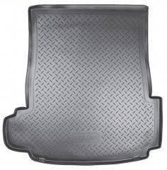 Полиэтиленовый коврик в багажник BMW 5er VI (F10,F11,F07) sd  (13-) (L.Locker.)