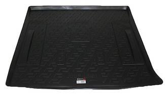Полиэтиленовый коврик в багажник Cadillac Escalade III (07-) (L.Locker.)