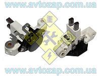 Регулятор напряжения со щеточным узлом к генератору Bosch 14,5В IB385