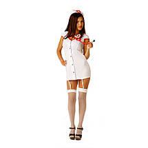 Халатик медсестры с подвязками Olivia, фото 2