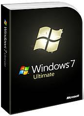 Microsoft Windows 7 Ultimate Russian DVD BOX (GLC-00263) УЦІНКА!