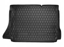 Полиэтиленовый коврик в багажник Daewoo Lanos (97-) (L.Locker.)