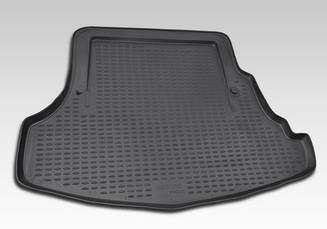 Полиэтиленовый коврик в багажник Honda Accord sd (08-) (L.Locker.)