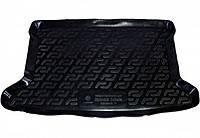 Полиэтиленовый коврик в багажник Honda Civic 5D hb  IX (12-) (L.Locker)