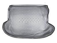 Полиэтиленовый коврик в багажник Infiniti FX (08-) (L.Locker)