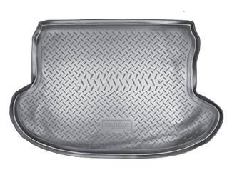 Полиэтиленовый коврик в багажник Infiniti FX (08-) (L.Locker.)