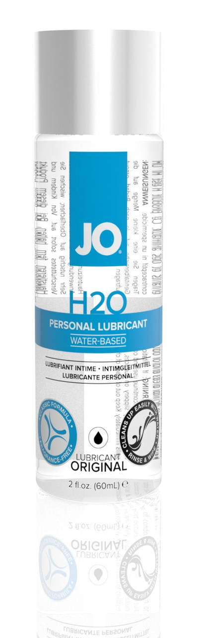Лубрикант на водной основе System JO H2O - ORIGINAL (60 мл)