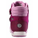 Демисезонные ботинки для девочки Reimatec Patter Wash 569344-3920. Размеры 23  - 35., фото 4