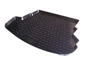 Полиэтиленовый коврик в багажник Mazda 6 sd (02-) (L.Locker)