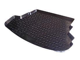 Полиэтиленовый коврик в багажник Mazda 6 sd (08-) (L.Locker)