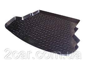 Полиэтиленовый коврик в багажник Mazda 6 sd (12-) (L.Locker)