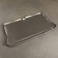 Полиэтиленовый коврик в багажник Nissan Micra III (K12) hb (03-10) (L.Locker)