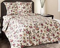 Евро комплект постельного белья хлопок 100% бязь Комфорт Текстиль
