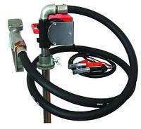 Насос бочковой  12В,  40 л/мин для дизельного топлива