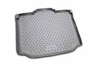 Полиэтиленовый коврик в багажник Skoda Roomster (06-) (L.Locker)