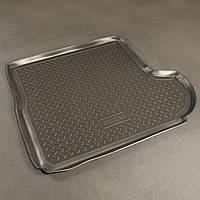 Полиэтиленовый коврик в багажник Peugeot 4007 (07-) (L.Locker.)