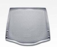 Полиэтиленовый коврик в багажник Porsche Cayenne (07-) (L.Locker)