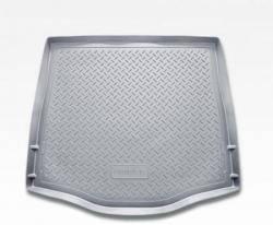 Полиэтиленовый коврик в багажник Porsche Cayenne (07-) (L.Locker.)