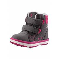 Демисезонные ботинки для девочки Reimatec Patter Wash 569344-9390. Размеры 23  - 35., фото 1