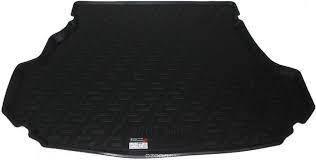 Полиэтиленовый коврик в багажник Forester III un (08-) (L.Locker.)