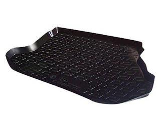 Полиэтиленовый коврик в багажник Toyota Auris II  (12-) (L.Locker.)